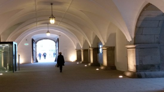 Linzer Landhaus: Passage im Landhaus
