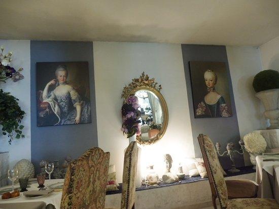 Ollioules, France : Salon Marie - Antoinette