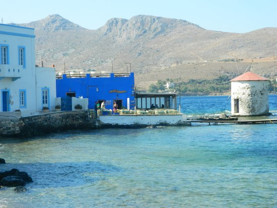 mylos fish restaurant milos restaurant august 2015 - Blue Restaurant 2015