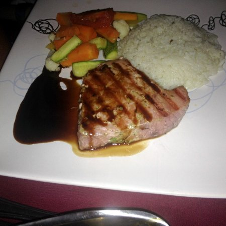 El Patio Restaurant: Seared Tuna