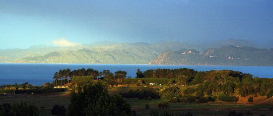 Bay of Plenty Region, New Zealand: Capeview Evening light