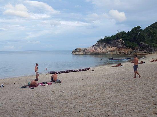 Haad Yuan Beach : החוף הסודי - אלעד עדן. Secret Beach of Koh-Phangan by Elad Eden