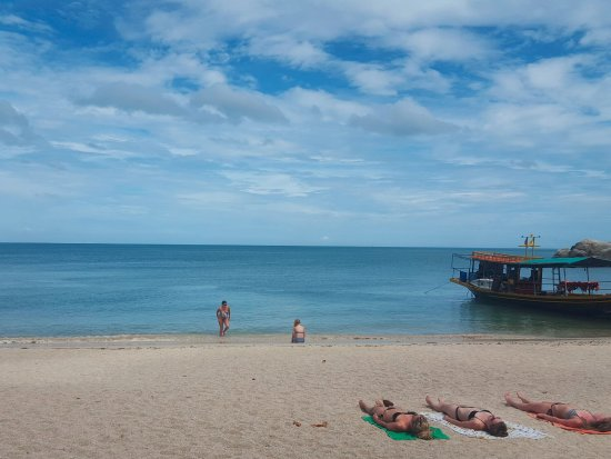 Haad Yuan Beach : החוף בסודי של קופנגן צלם - אלעד עדן Secret Beach by Elad Eden