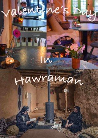 Cranford, UK: Live in Hawraman