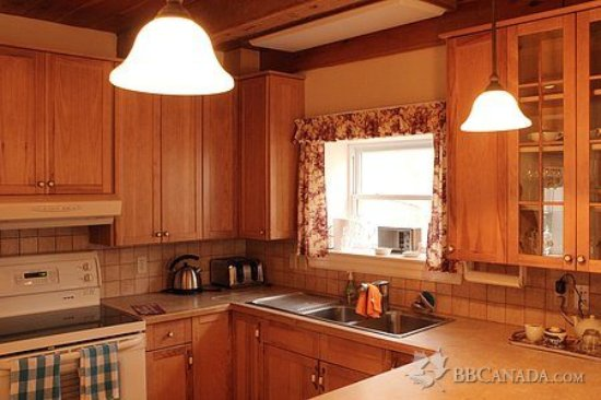 Cantley, Kanada: Kitchen area - available for guests