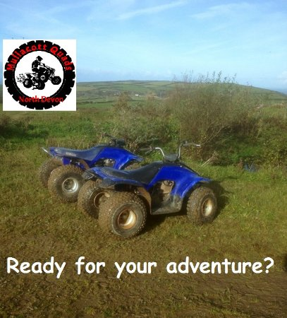 Ilfracombe, UK: Ready for your adventure?
