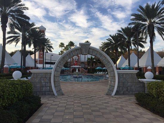 Hilton Grand Vacations at SeaWorld: Christmas vaca trip
