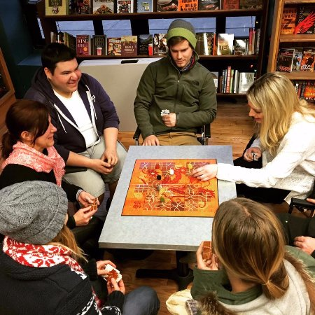 Game Night is every Thursday from 5:00 to 8:00. Bring some friends or make  new friends! - Picture of This House of Books, Billings - Tripadvisor