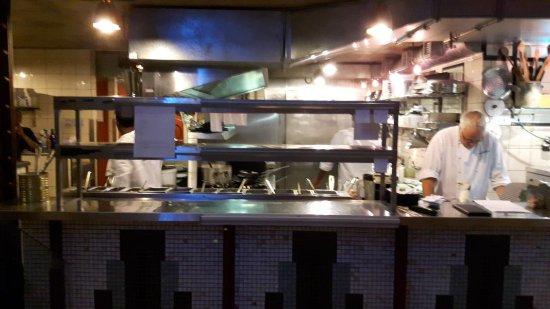 Savoy Cabbage: die offene Küche