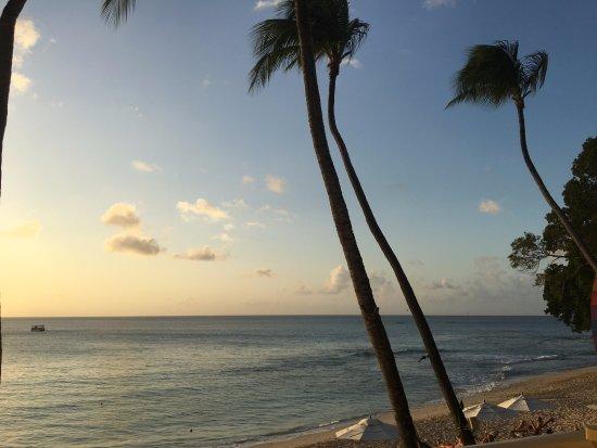 Paynes Bay, Barbados: Balcony view