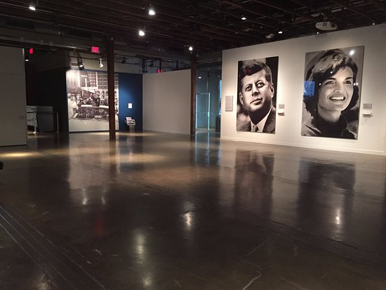 The Sixth Floor Museum/Texas School Book Depository: The Seventh Floor At  The Sixth
