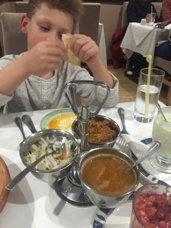 Burnham, UK: Best Indian restaurant for miles