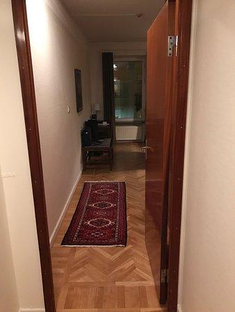 Landskrona, Sweden: Skønt hotel