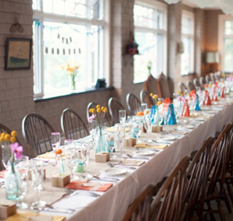 Castine, ME: Special party at The Manor Inn