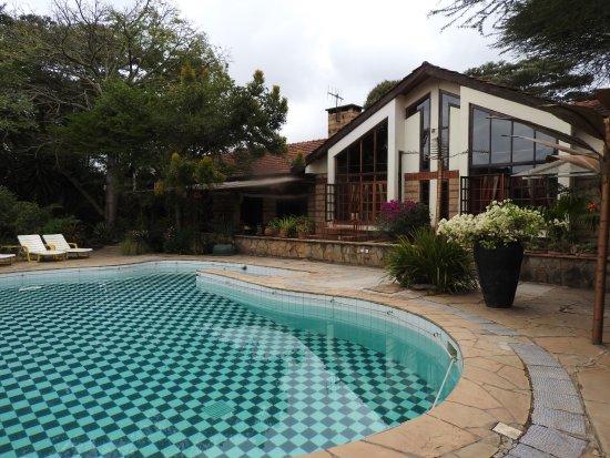 Lovely Oasis in Nairobi