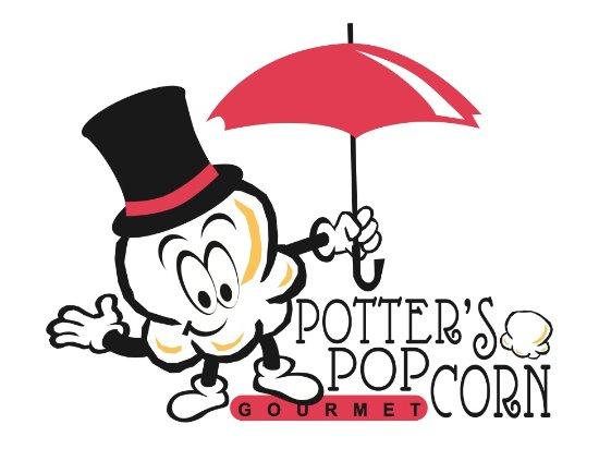 Potter's Gourmet Popcorn