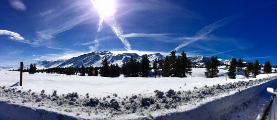 Mammoth Mountain: This picture speaks for itself . . . no words more words are needed. Go to Mammoth!