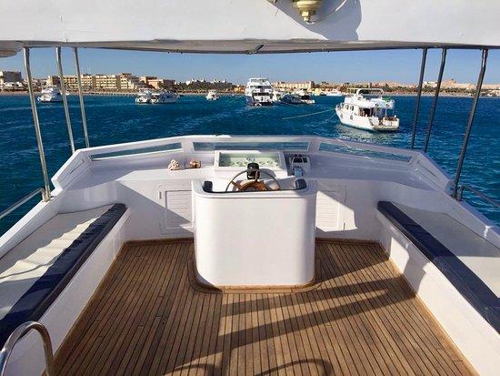 Yacht Charter Hurghada