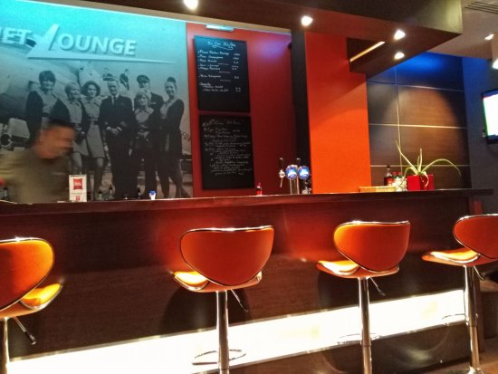 Findel, Luxembourg: Ibis-aéroport Luxembourg, Bar Lounge
