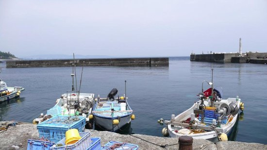 Enoura Fishing Port