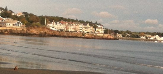 A view of Swampscott from Lynn Shore Drive.