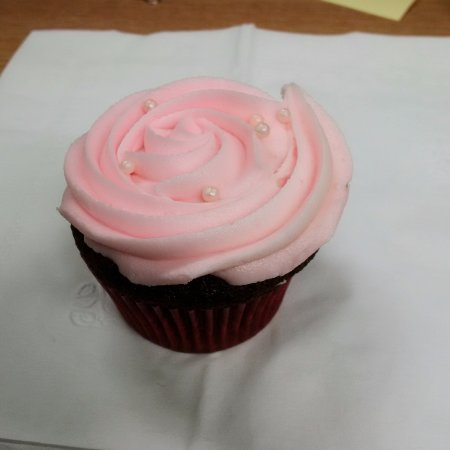 North Bay, Canada: Chocolate Cupcake
