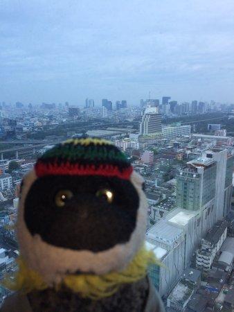 Amari Watergate Bangkok: View from room 2