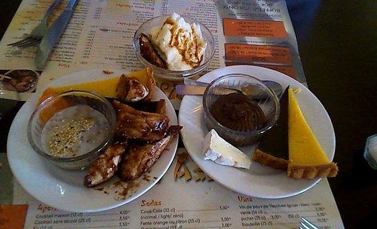 Port-de-Bouc, France : Desserts
