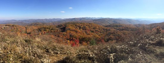 Hot Springs, NC: beautiful on every side