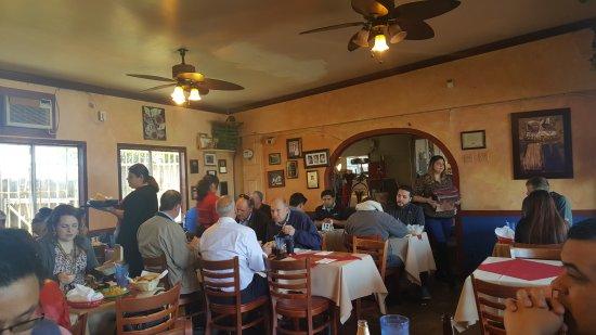 Alviso, Kaliforniya: La cocina