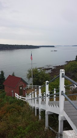 Owls Head, ME: Gorgeous view!