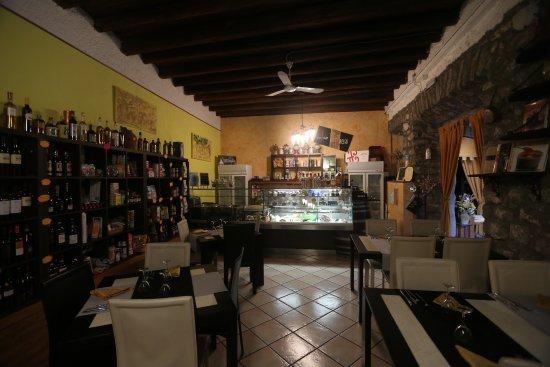 Vitorchiano, Italia: La sala