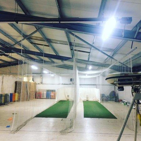 Cluny Activities: Indoor cricket