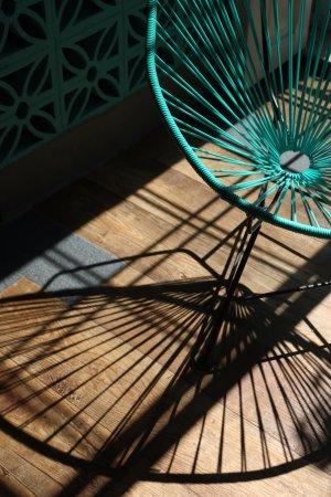 El patio 77, first eco-friendly B&B in Mexico City: Guerrero Junior suite