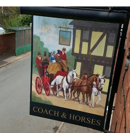 Coach and Horses Wheaton Aston