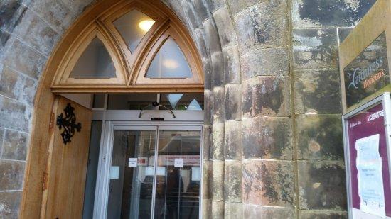 Caithness Horizons: entrance