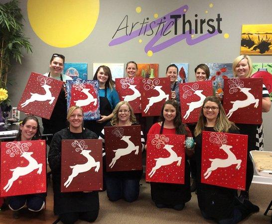 Artistic Thirst