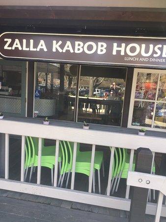 Danville, CA: Zalla Kabob House