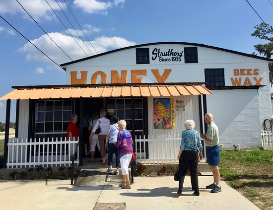 Struthers' Honey