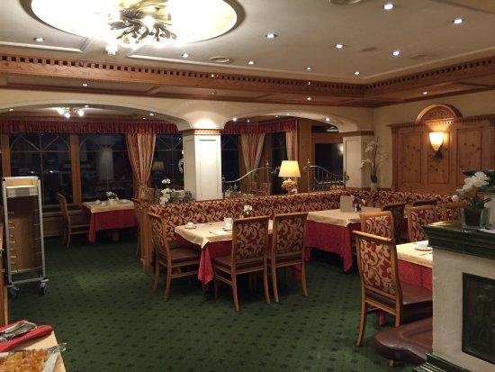 Wals, Austria: Frühstücksraum