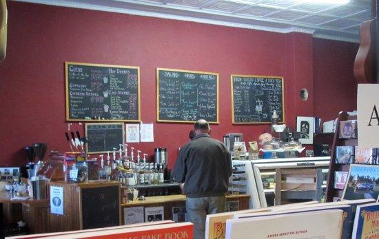 Baine S Books And Coffee In Omattox Va