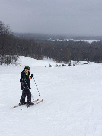 Gaylord, MI: Ski slopes