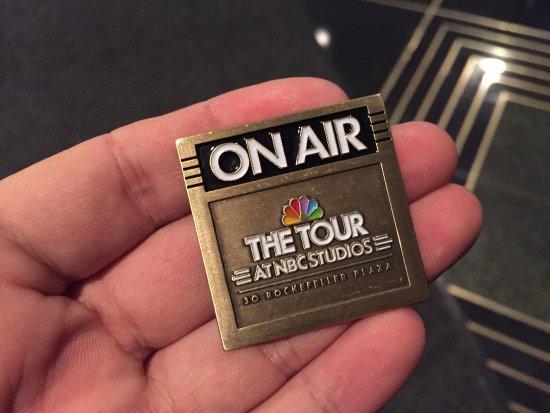 The Tour at NBC Studios: The tour at NBC Studio