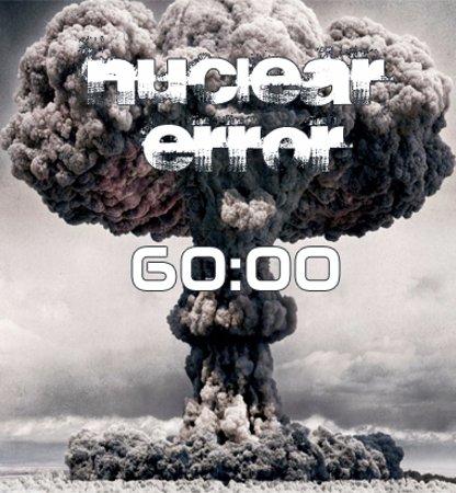 Nuclear Error Tarragona Room Escape