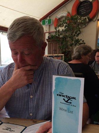 Anchor Bar & Grill : This restaurant has a great menu choice