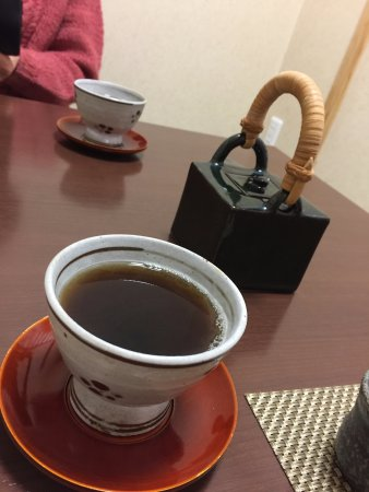 Nishitokyo, Japan: ほうじ茶