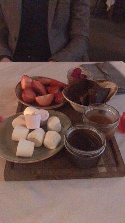Haverhill, UK: Valentines meal