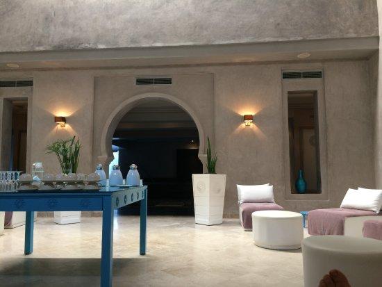 la r ception photo de seabel alhambra beach golf spa port el kantaoui tripadvisor. Black Bedroom Furniture Sets. Home Design Ideas
