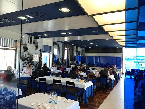 Hogar Del Pescador Mandanga Santurtzi Restaurant Reviews