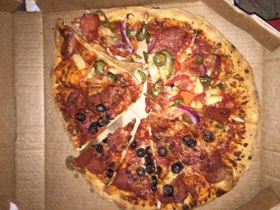 Dominos Pizza Chichester Terminus Rd Restaurant